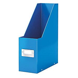 Leitz porte-revues Click & Store, dos 10 cm - Bleu