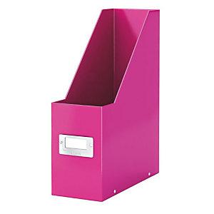 LEITZ porte-revues Click & Store, dos 10 cm - Rose