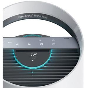Leitz TruSens Purificador de aire Z-3000 con sistema de control de la calidad del aire SensorPod, espacios grandes