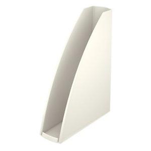 Leitz Wow Revistero, poliestireno, 75 x 312 x 258 mm, blanco