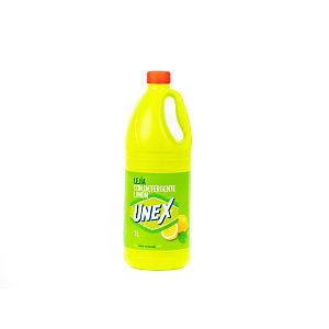 Lejía con Detergente Limón, 2L