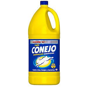 LEJIA CONEJO Lejía, 2 litros