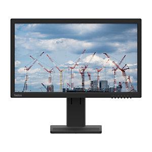 """Lenovo ThinkVision E22-20, 54,6 cm (21.5""""), 1920 x 1080 Pixeles, Full HD, LED, 14 ms, Negro 62A4MAT4EU"""