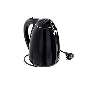 Leone Bollitore elettrico - 1,7 L - nero - Leone