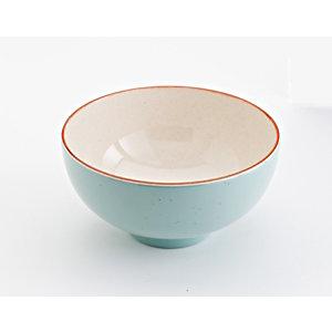 LEONE Ciotola tonda Nizza in melamina, Ø 13 x 6,5 cm, Azzurro