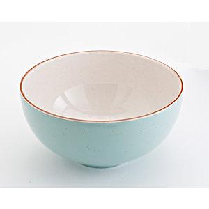 LEONE Ciotola tonda Nizza in melamina, Ø 17,8 x 8,8 cm, Azzurro