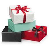 Lesklý darčekový papier