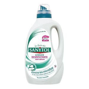 Lessive désinfectante Sanytol, flacon de 2,8 L