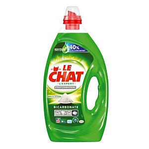 Lessive liquide concentrée Le Chat l'Expert Professional au bicarbonnate 4 L - 80 doses