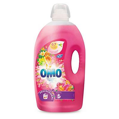 Lessive liquide OMO huiles essentielles