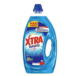 Lessive liquide X-Tra Total+, 4 L - 80 doses