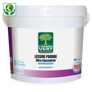 Lessive poudre L'ARBRE VERT PROFESSIONNEL