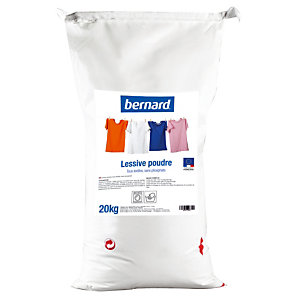 Lessive poudre Bernard 20 kg