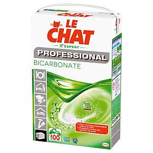 Lessive poudre Le Chat l'expert bicarbonate 100 doses