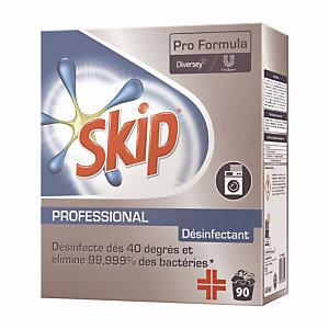 Lessive poudre désinfectante Skip 95 doses