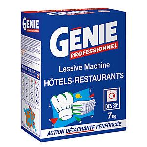 Lessive poudre Génie Professionnel hôtels-restaurants, baril 140 doses