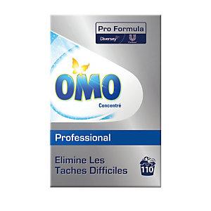 Lessive poudre Omo Concentré 110 doses