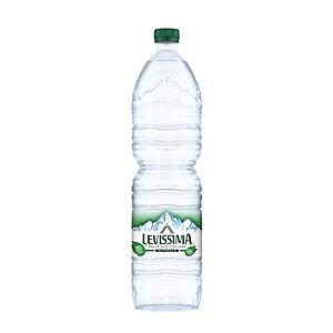 LEVISSIMA Levissima Bio Acqua minerale, Naturale, Bottiglia 30% di R-PET, 150 cl (confezione 6 bottiglie)