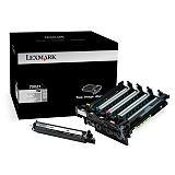 Lexmark 700Z1, 70C0Z10, Unidad de imagen original, negro