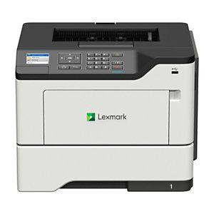 Lexmark MS621dn, Laser, 1200 x 1200 DPI, A4, 47 ppm, Impression recto-verso, Réseau prêt à l'usage 36S0410