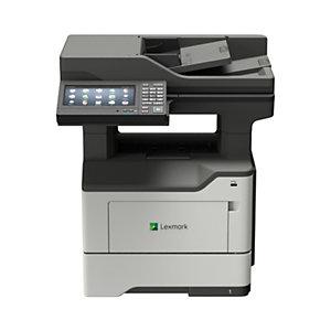 Lexmark MX622ade, Laser, 1200 x 1200 DPI, 650 hojas, A4, Impresión directa, Negro, Blanco 36S0910