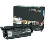 Lexmark X651H11E, Tóner Original, Negro