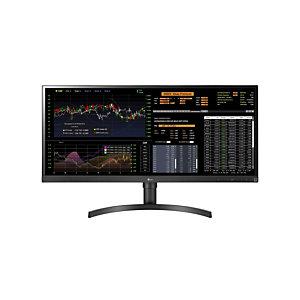 """LG 34CN650W-AC, 86,4 cm (34""""), Full HD, Intel® Celeron®, 8 GB, 128 GB, Windows 10 IoT Enterprise"""