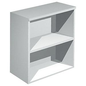 Librería 72 cm altura aluminio Europa