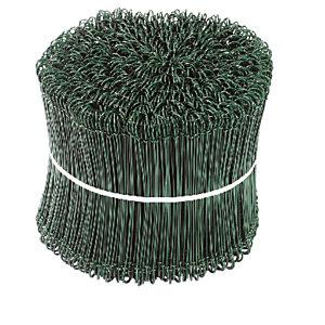Lien métallique à boucles 160 mm
