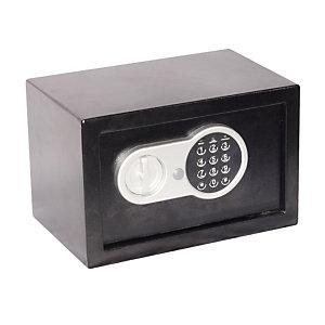 LIFEBOX LA SECURITE SERVICE COMPRIS Coffre de sécurité Securis 10 litres à serrure électronique