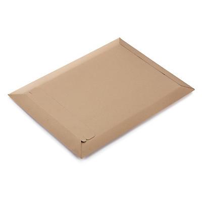 Lightbag - brune konvolutter av kartong