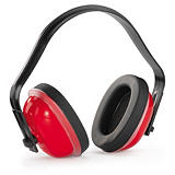 Lightweight ear defenders