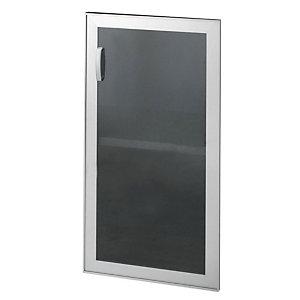 Linea Exclusive Anta in vetro per armadio basso a giorno cod. 720768