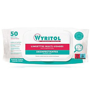 Lingette désinfectante WYRITOL