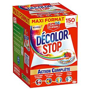 Lingettes Décolorstop, boîte de 150