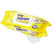 Lingettes désinfectantes SOLIPROPRE