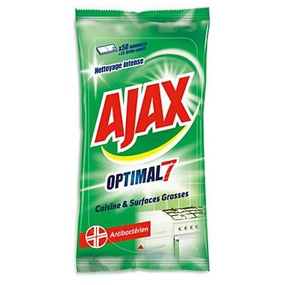 Lingettes multi-usages AJAX