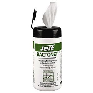Lingettes nettoyantes désinfectantes Bactonet JELT