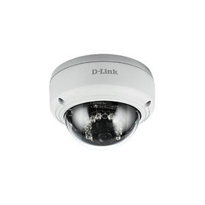 D-Link DCS-4602EV, Caméra de sécurité IP, Intérieure et extérieure, Avec fil, CE (Class A) CE LVD FCC (Class A) C-Tick, Dôme, Plafond/mur