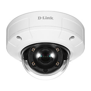 D-Link DCS-4633EV, Caméra de sécurité IP, Extérieure, Avec fil, CE, FCC, C-Tick, Dôme, Plafond/mur
