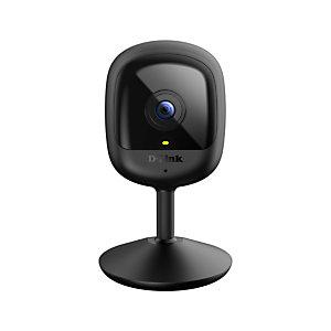 D-Link DCS-6100LH, Cámara de sensor, Interior, Inalámbrico, Techo/Pared/Escritorio, Negro, 110°