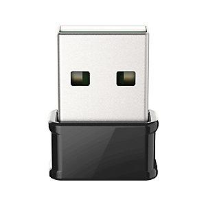 D-Link DWA-181, Sans fil, USB, WLAN, Wi-Fi 5 (802.11ac), Noir
