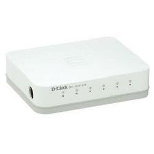 D-Link, Switch, Switch 5 porte giga 10/100/1000, GO-SW-5G