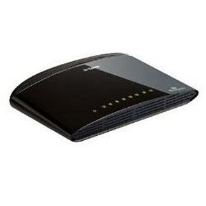 D-Link, Switch, Switch desktop 8 porte 10/100 mbps, DES-1008D