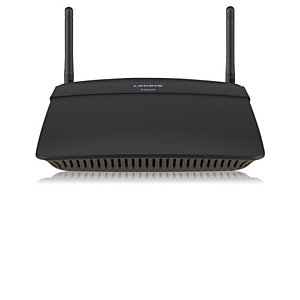 Linksys EA6100, Doble banda (2,4 GHz / 5 GHz), Wi-Fi 5 (802.11ac), 867 Mbit/s, Wi-Fi 5 (802.11ac), Ethernet rápido, 10,100 Mbit/s EA6100-EJ