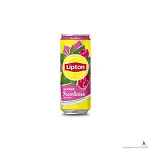 Lipton framboise - Canette 33 cl
