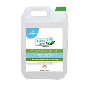 Liquide de rinçage HACCP Action Verte, bidon de 5 L