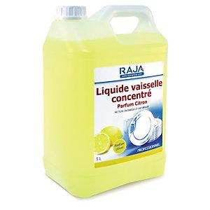 Liquide vaisselle concentré RAJA