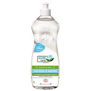 Liquide vaisselle écologique HACCP Action Verte 1 L