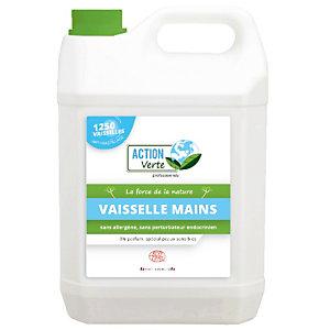 Liquide vaisselle écologique HACCP Action Verte 5 L